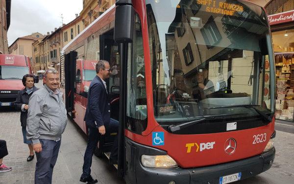 Il nuovo trasporto urbano di Imola alla prova dei cittadini