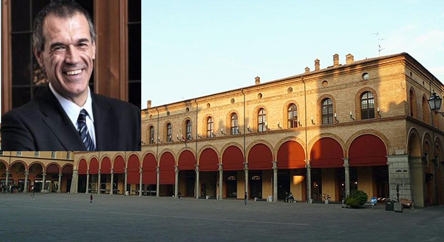 Carlo Cottarelli a Imola con il Centro studi Einaudi