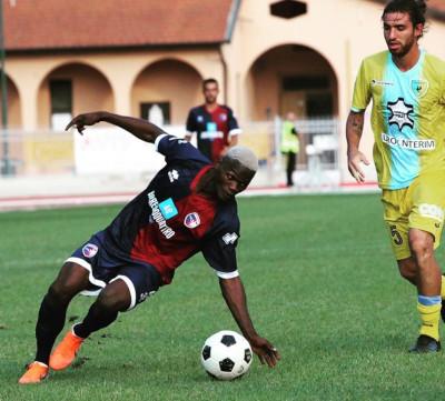 Calcio Lega Pro: solo un pareggio per l'Imolese
