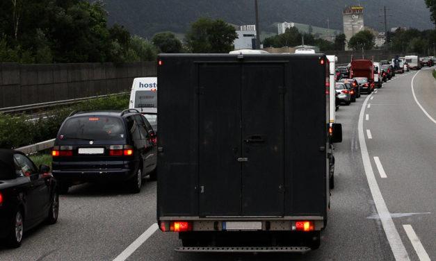 Limitazioni al traffico, si riparte!
