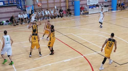 Virtus Imola basket, due sconfitte al torneo di Bertinoro