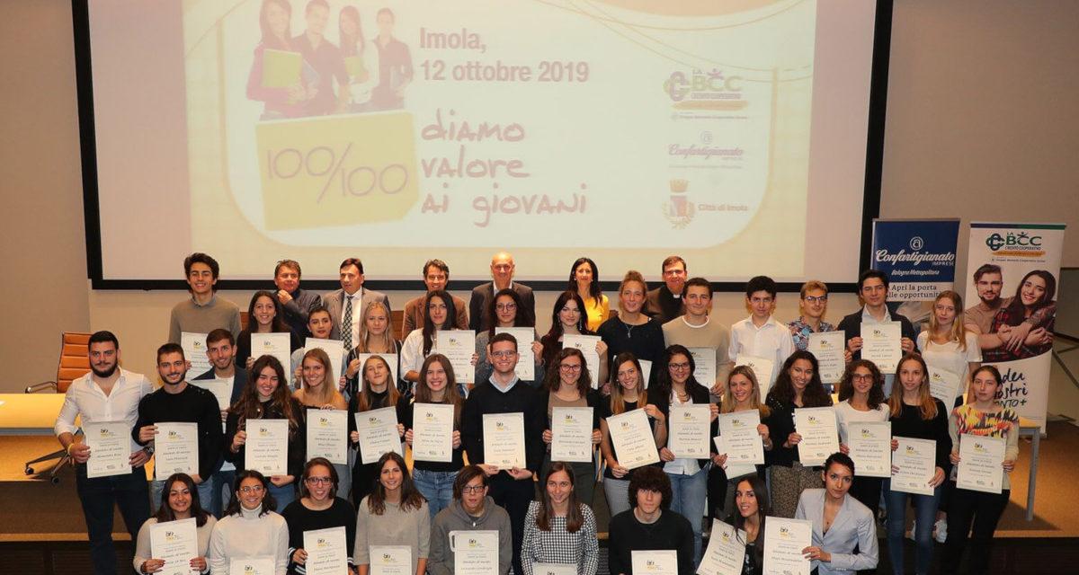"""""""100/100 – Diamo valore ai giovani"""" non si ferma"""