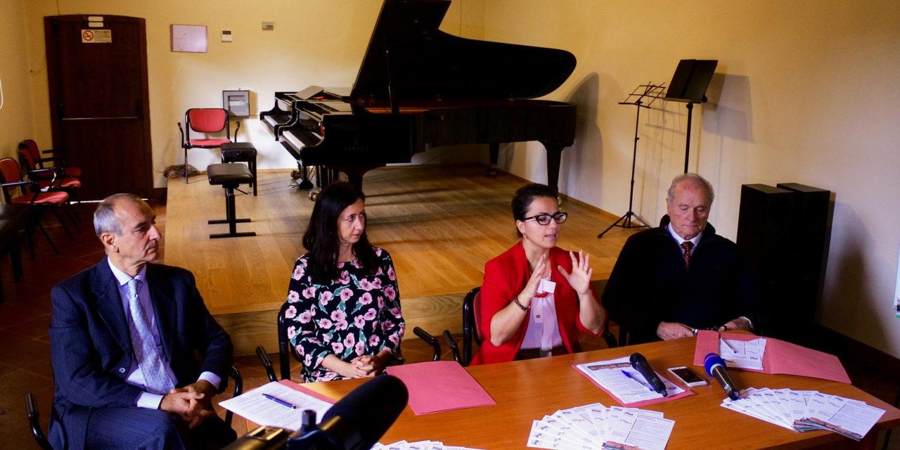 L'Accademia pianistica regala la stagione dei concerti per l'Osservanza