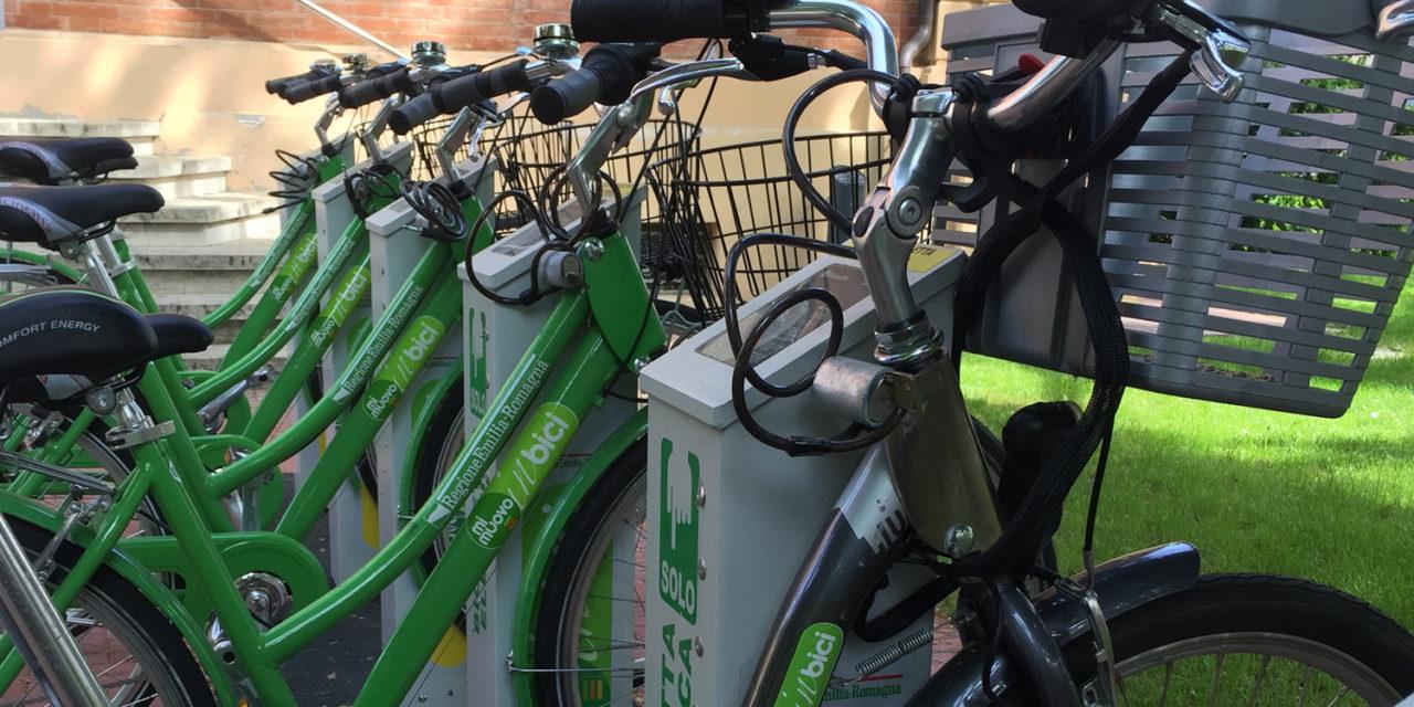 Una targa antieffrazione sulle bici per rendere meno appetibile il furto