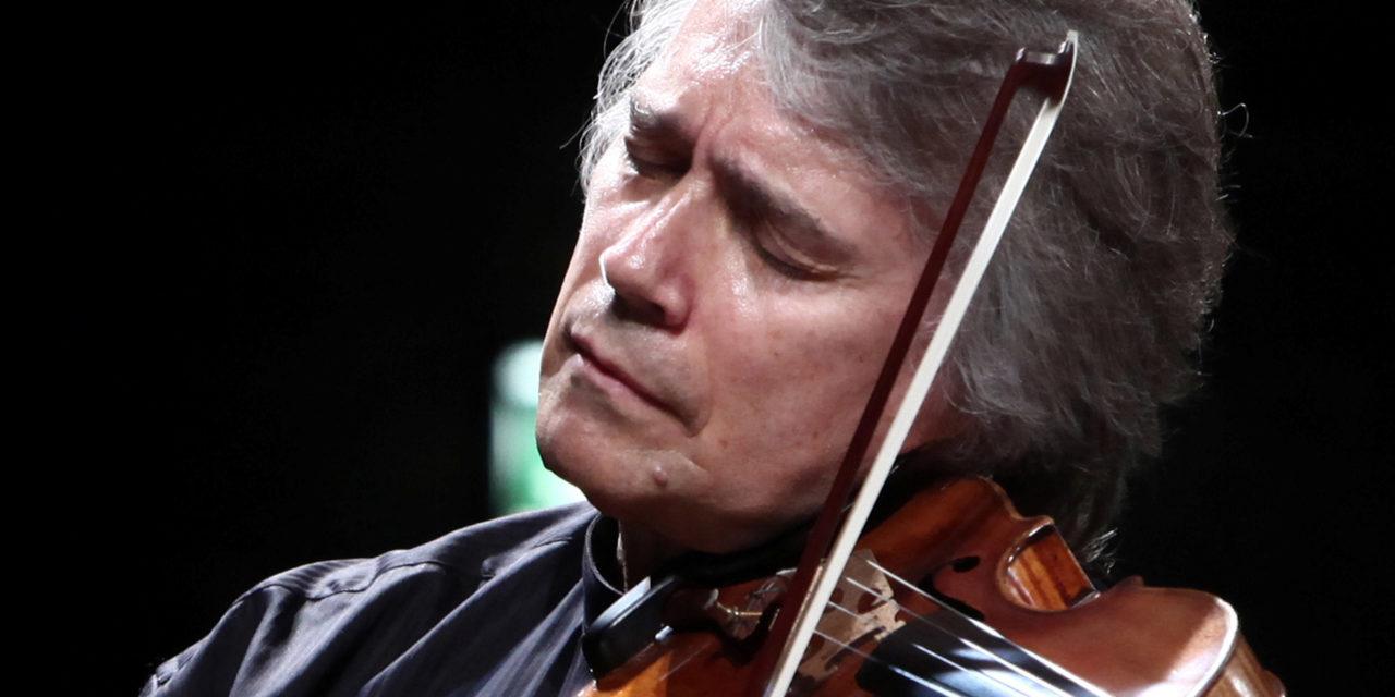 """Parte """"ChigImola Musica 2019"""" con le lezioni del violinista Belkin in Rocca"""