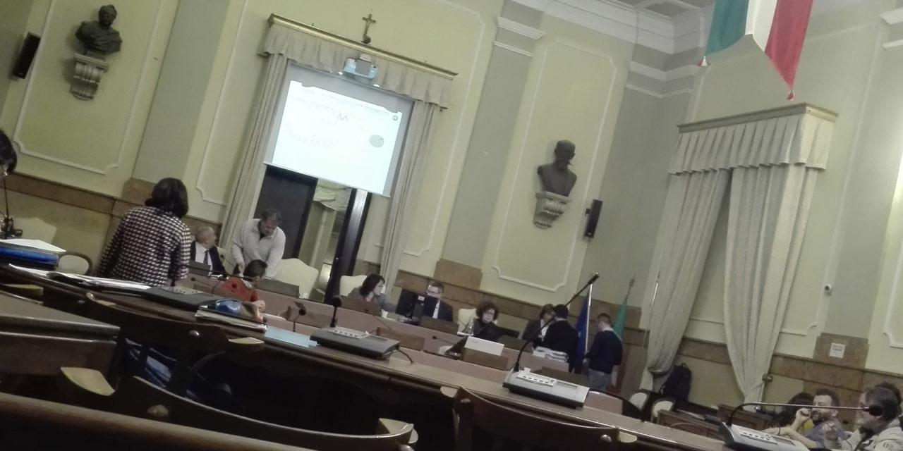 Opposizioni contro la giunta e la presidente Chiappe, Palazzolo la difende