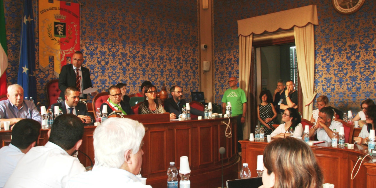 Ecco la composizione delle commissioni consiliari a Castel San Pietro