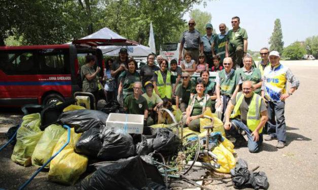 Appuntamento di Legambiente per pulire i fossi della Montanara e della Selice