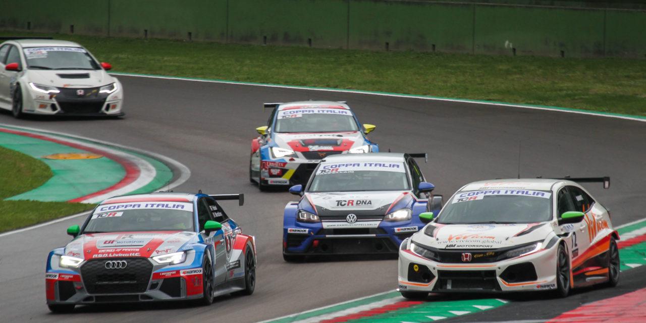 Gruppo Peroni Race Weekend all'autodromo la seconda volta nella stagione
