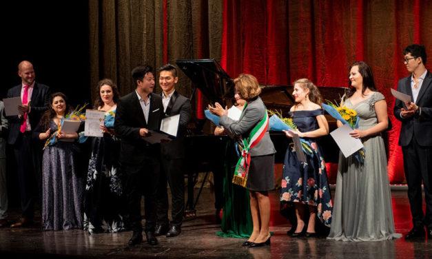 """I migliori del """"Stignani competition"""", vince il baritono Gyula Nagy"""