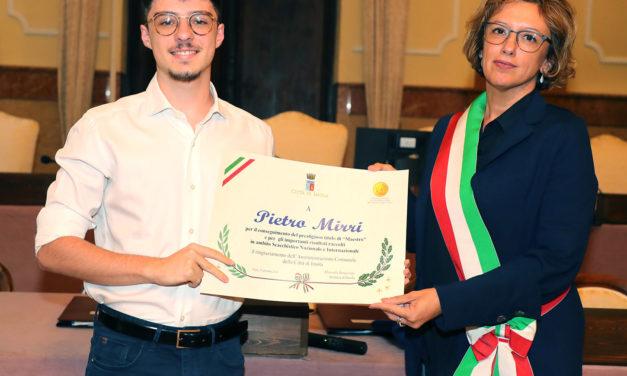 Anche il campione di scacchi Pietro Mirri al torneo per i giovani dislessici