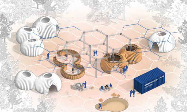 Tecla, dal 3D un habitat eco-sostenibile
