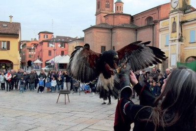 """""""L'Antico Castello"""" in festa con Dante e Leonardo"""