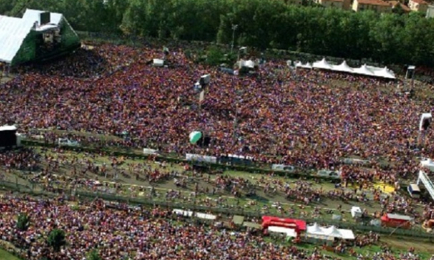 Vasco Rossi in concerto a Imola nel 2020, ora è realtà