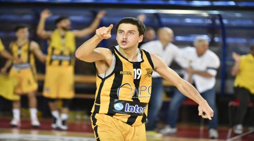 Basket serie C Gold, prima vittoria per la Virtus Imola