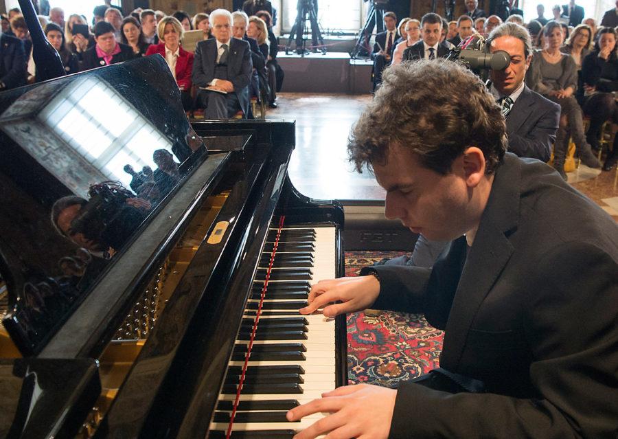 """""""I Bemolli sono Blu"""", concerto di ragazzi autistici col supporto dell'Accademia"""