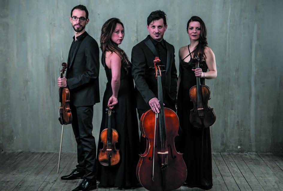 Accademia: concerto del Quartetto Indaco su musiche di Beethoven