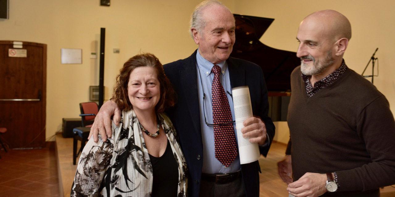 Scambio culturale fra l'Accademia pianistica e il Dipartimento di Princeton