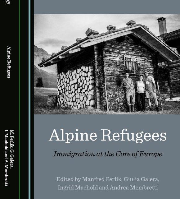 """""""Alpine Refugees"""", le Alpi da trappola a rifugio per migranti"""