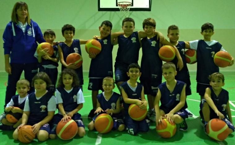 """""""BasketTiAmo"""", la prima uscita per gli Scoiattoli della Uisp Imola Basket"""