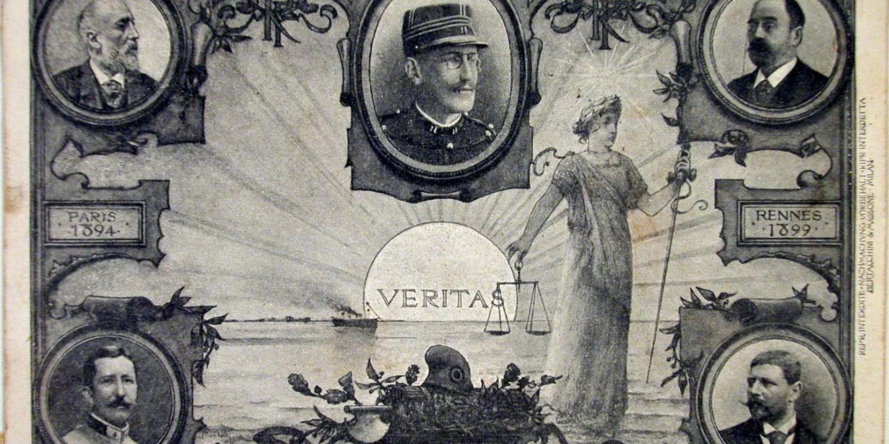 Due imolesi nell'affaire Dreyfus