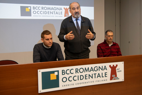 Bcc Romagna Occidentale, un bilancio all'insegna della solidarietà