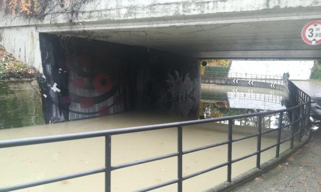 Alluvioni: politica miope e idee sconsiderate