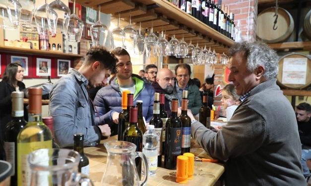 """""""Rocco & Rollo"""", il vino ancestrale del Podere delle Rocche per il Baccanale"""