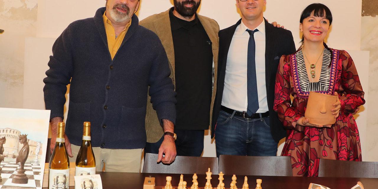 Torneo internazionale di scacchi pronto, magari legato al tennis, ma chissà se…