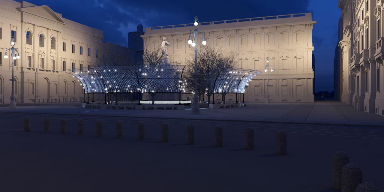 Un'I-Dea luminosa imolese per creare una struttura in piazza della Scala