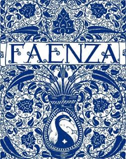 La ceramica Liberty, un incontro a Faenza
