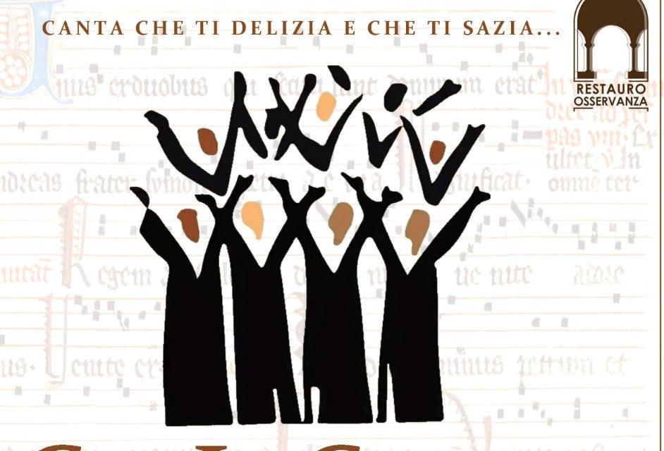 """""""CorInCanto"""" dedicata al Canto gregoriano e dintorni"""