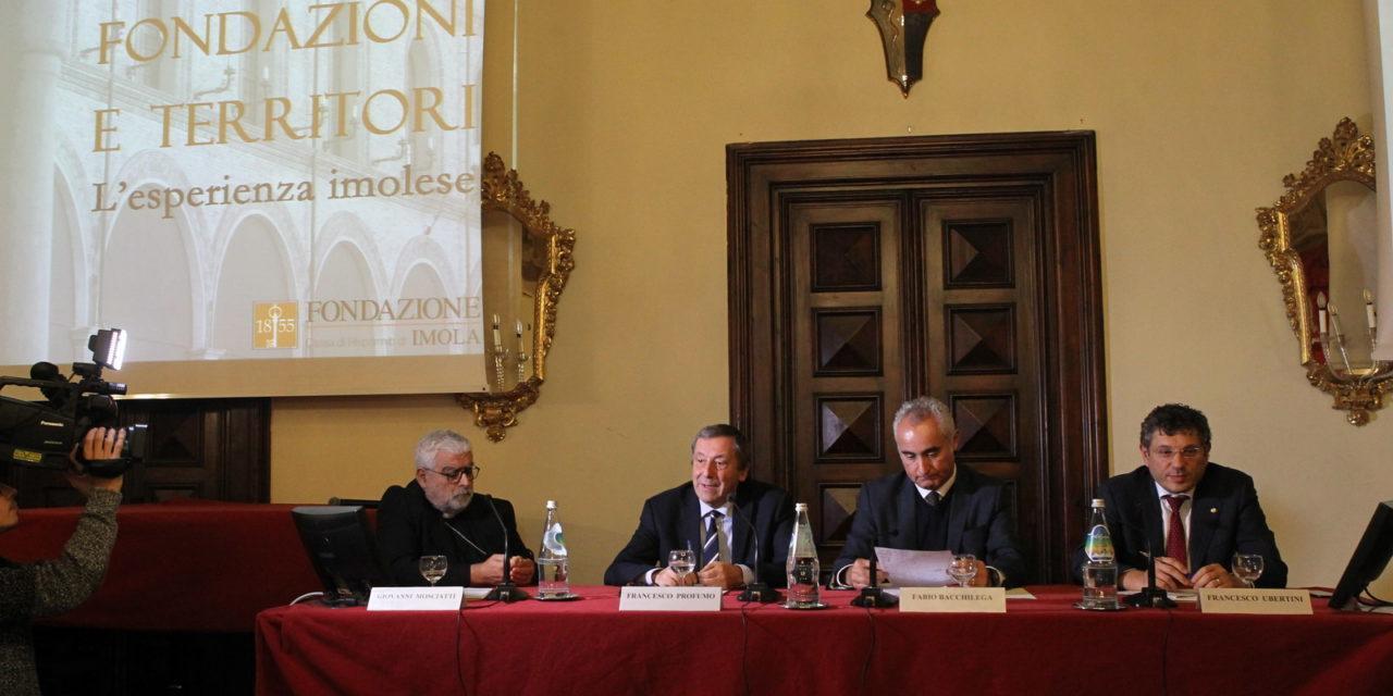 """Fondazione Cassa di Risparmio di Imola, """"L'Osservanza è una opportunità enorme per il nostro territorio"""""""