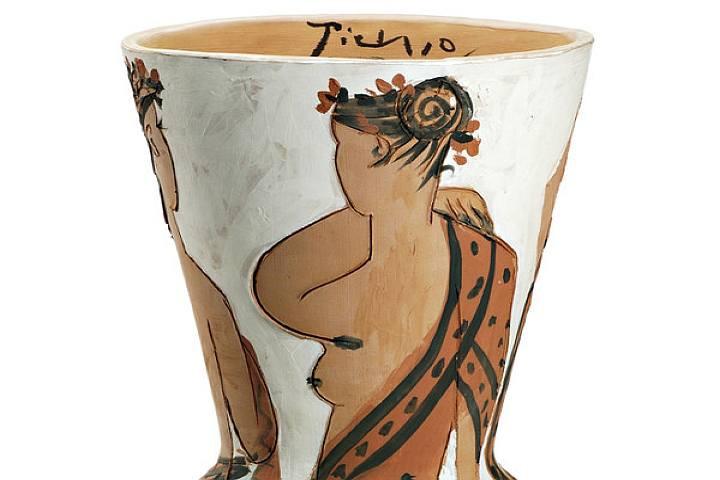 Picasso e la ceramica, in esposizione al Mic 50 pezzi unici