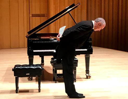 Ivo Pogorelich, un concerto di qualità al Masini