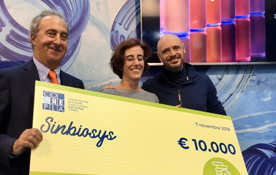 """""""Alla ricerca della plastica perduta"""", un premio per Paola Ceroni"""