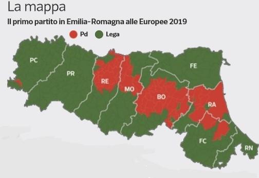 """COMMENTO: """"Elezioni in Emilia Romagna: Bonaccini sfida… Salvini"""""""