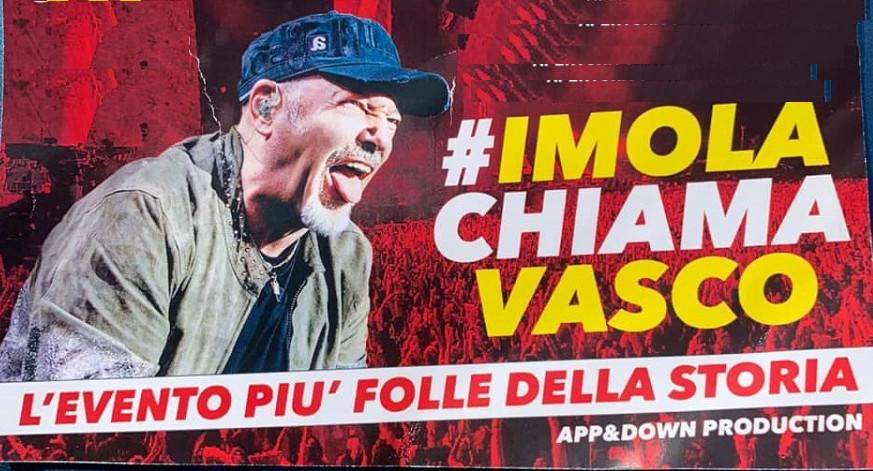 Ora è ufficiale, Vasco sarà a Imola il 26 giugno 2020