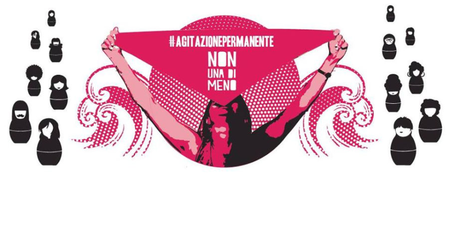 Scarpe rosse in cammino per la giornata contro la violenza sulle donne