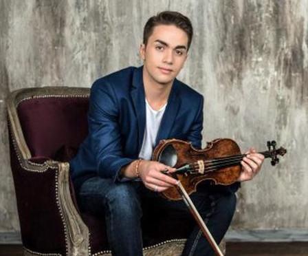 Al via i concerti dell'Accademia pianistica con il giovane violinista Gibboni