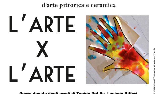 Opere di artisti acquisibili con donazioni per il restauro del convento Osservanza