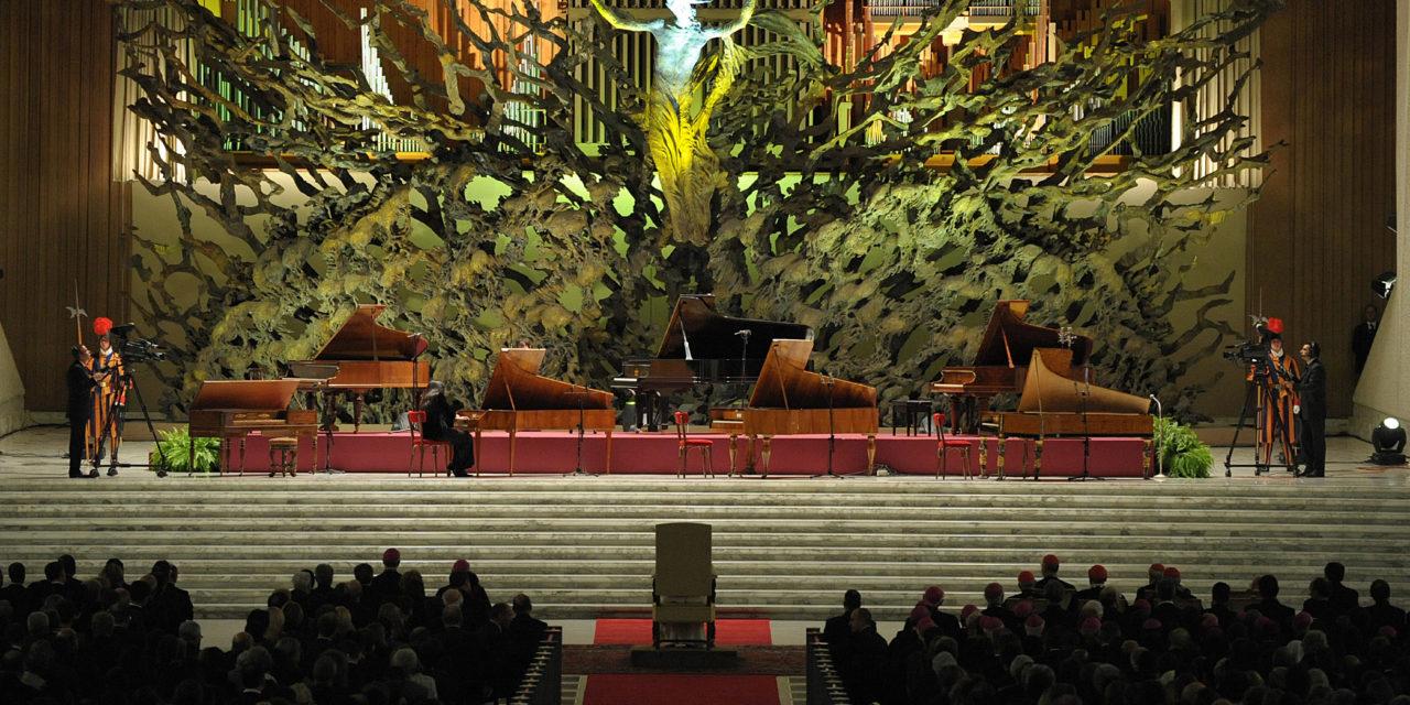 Concerto di Natale dell'Accademia offerto ai cittadini e dedicato al vescovo
