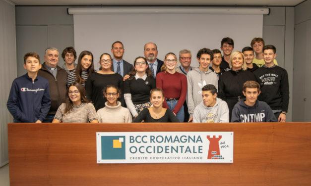 Da Bcc Romagna occidentale e Ars Cra premi agli studenti meritevoli