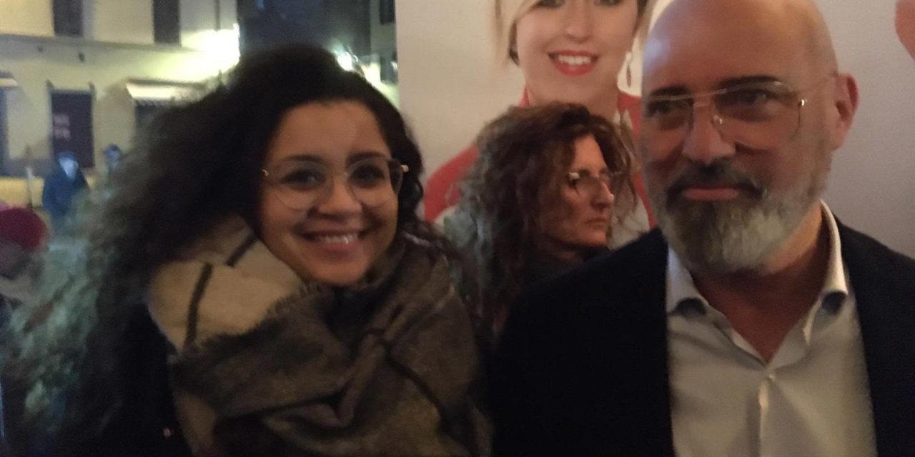 """Eya nei Verdi con Bonaccini: """"Una svolta ambientalista al nostro stile di vita"""""""