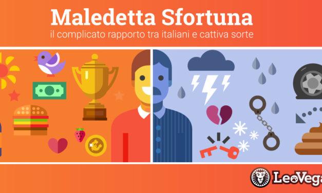 Il 58% degli italiani è scaramantico: terzo posto in Europa