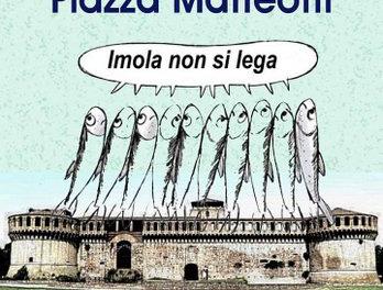 Le sardine debuttano in piazza Matteotti mercoledì 11 dicembre