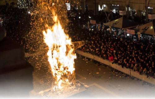 """Faenza festeggia la """"Nott de bisò"""""""