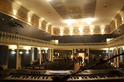 Il Teatro Socjale di Piangipane e… la Sacmi