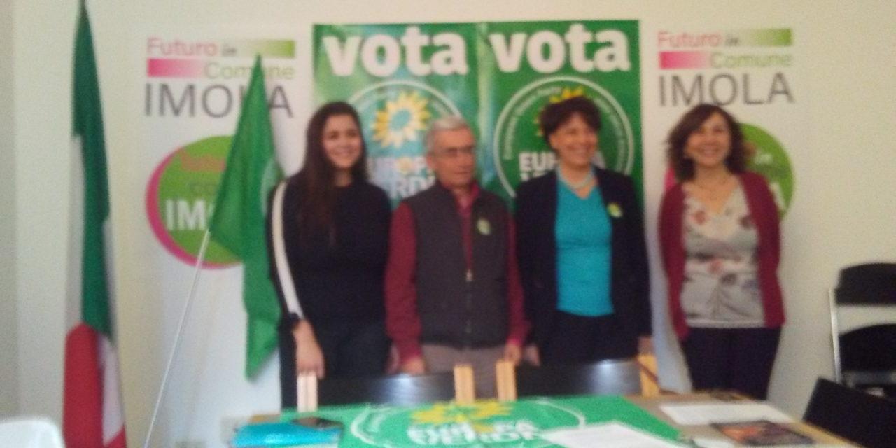 Europa Verde sostiene Bonaccini alle elezioni regionali con una giovane candidata imolese