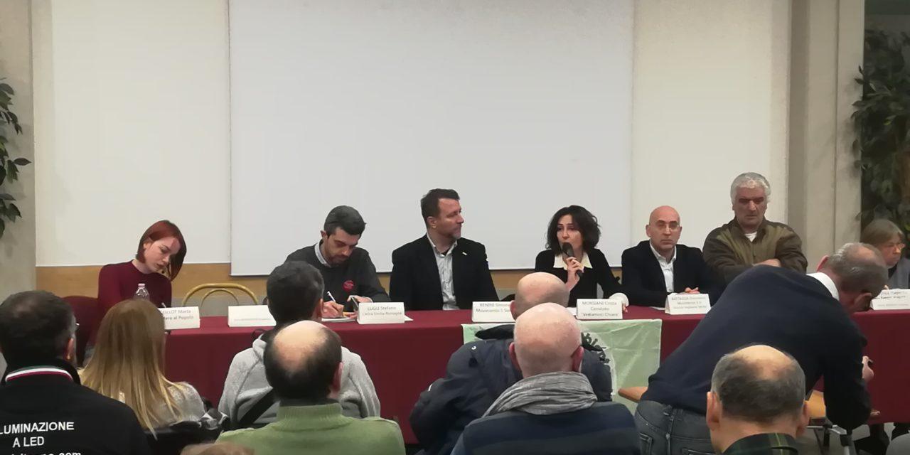 Candidati alla presidenza regionale a confronto sui temi ambientali e sulla discarica Tre Monti